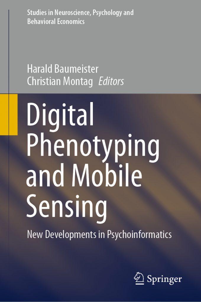 Digital Phenotyping and Mobile Sensing (2019)